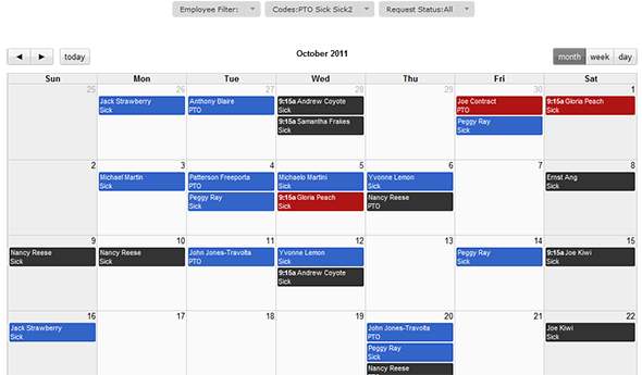 Request time off new calendar template site for Request off calendar template